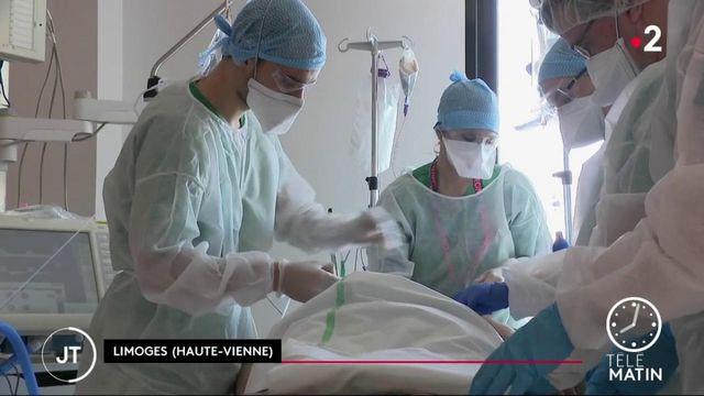 Covid-19: les hôpitaux obligés de trouver un équilibre entre lutte contre l'épidémie et les autres soins