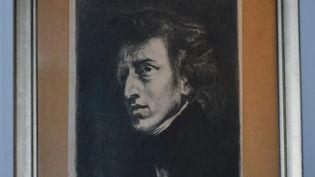 Portrait de Frédéric Chopin par Leon Wycholkowski  (ARTUR WIDAK / NURPHOTO)