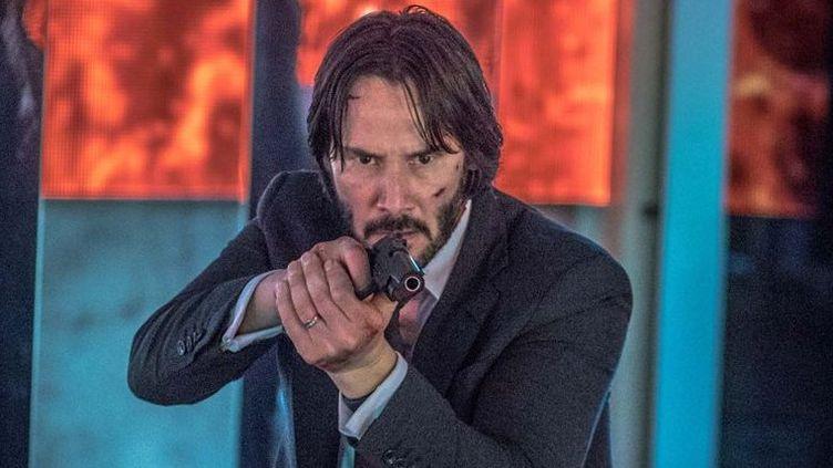 "Keanu Reeves dans ""John Wick 2"" de Chad Stahelski  (Metropolitan FilmExport)"