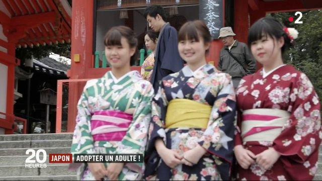 Japon : l'adoption d'adultes est une tradition dans le pays