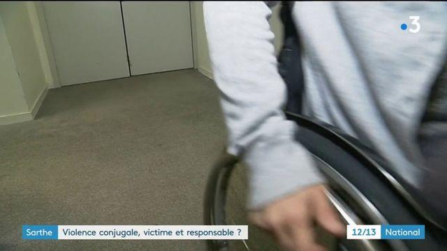 """Violence conjugale dans la Sarthe : """"C'est comme si j'avais cherché à ce qu'on me jette par la fenêtre"""""""