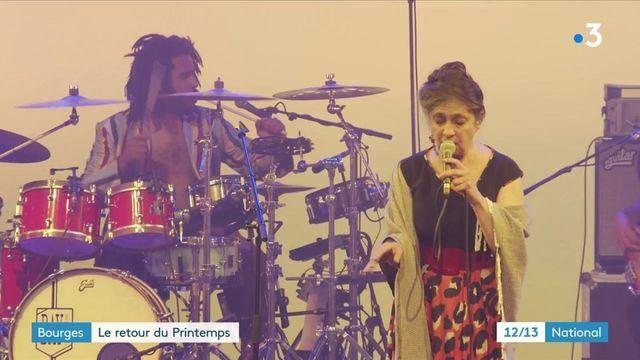 Musique : le Printemps de Bourges, premier festival de l'été, a débuté