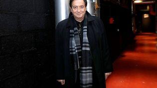 Le comédien Wladimir Yordanoff à Paris le 1er décembre 2017. (ERIC FOUGERE - CORBIS / CORBIS ENTERTAINMENT / GETTY IMAGES)
