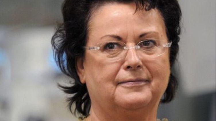 Christine Boutin, présidente du Parti Chrétien-Démocrate (ALAIN JOCARD / AFP)
