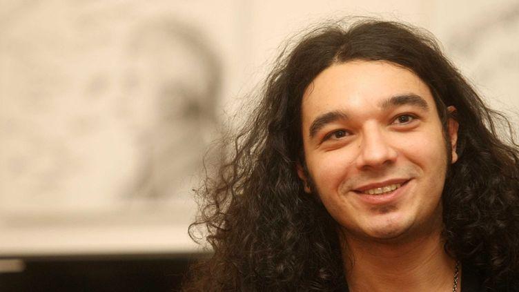 Nemanja Radulovic le 15 janvier 2013 à Belgrade, en Serbie  (Dragan Stankovic / Sipa)