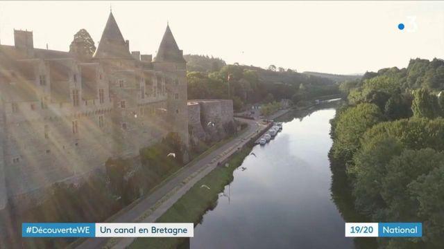 #DécouverteWE : un canal en Bretagne