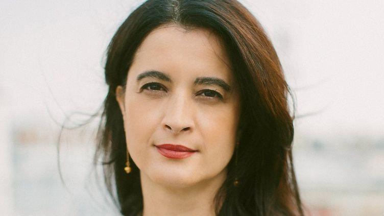 La journaliste et romancière Vanessa Schneider  (Benjamin Colombel)