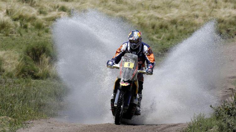 Ruben Faria (KTM) (FRANCOIS FLAMAND / DPPI MEDIA)