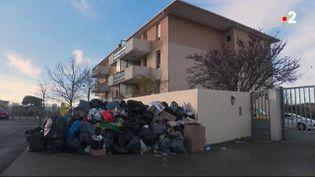 Marseille : les éboueurs en grève dénoncent une direction tyrannique (France 2)