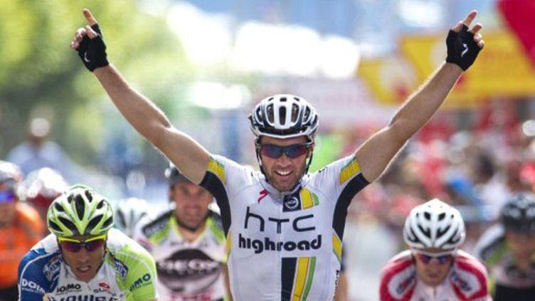 Michael Albasini (HTC) (JAIME REINA / AFP)