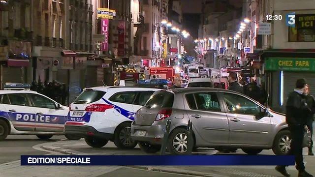 Saint-Denis : la ville est paralysée