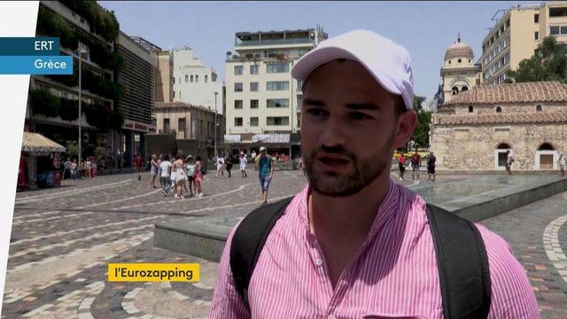 Eurozapping : levée de la quarantaine en Angleterre, canicule exceptionnelle à Athènes