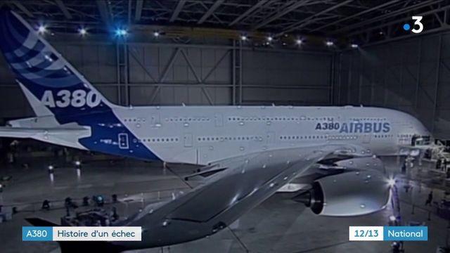 A380 : histoire d'un échec