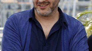 Le réalisateur Christophe Honoré pose lors du Festival de Cannes 2011. (GUILLAUME BAPTISTE / AFP)