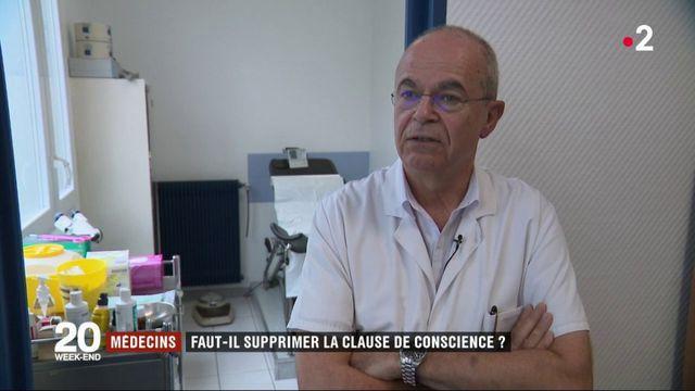 Médecins : faut-il supprimer la clause de conscience ?