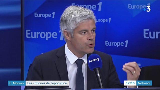 Conférence de presse d'Emmanuel Macron : ses opposants pas convaincus