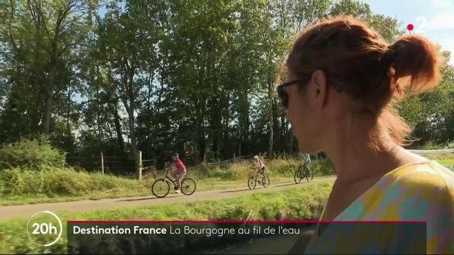 Tourisme : la Bourgogne au fil de l'eau