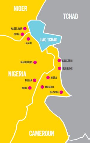 Le Bassin du lac Tchad (@Plan International)