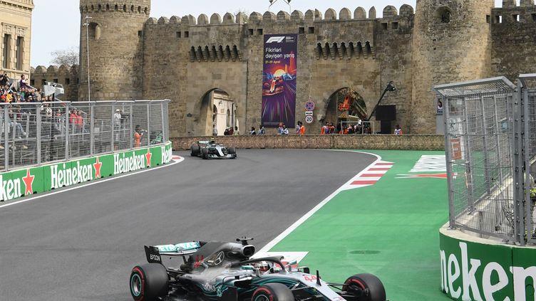 Lewis Hamilton (Mercedes) (KIRILL KUDRYAVTSEV / AFP)
