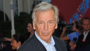 Le cinéaste franco-grec Costa Gavras en septembre 2014 au festival de Deauville.  (PJB/Sipa)
