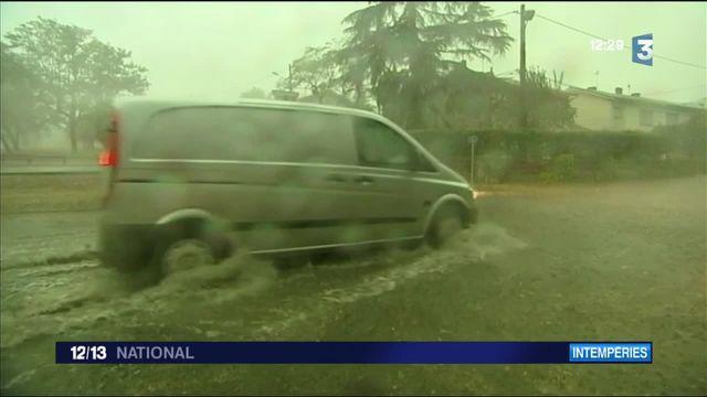 Météo : les orages ont fait de nombreux dégâts