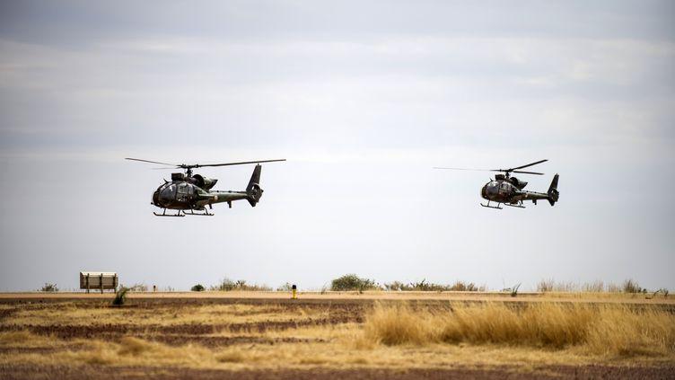 Un neuvième soldat français a été tué dans le nord du Mali, le 14 juillet 2014, annonce l'Elysée. (FRED DUFOUR / AFP)