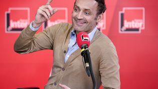 """Augustin Trapenard, animateur et producteur de """"Boomerang"""" sur France Inter. (CHRISTOPHE ABRAMOWITZ / SERVICE PHOTOS)"""