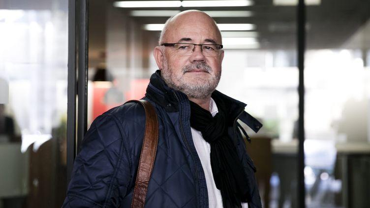 Michel Beaugas, le 9 novembre 2018 à Paris. (VINCENT ISORE / MAXPPP)