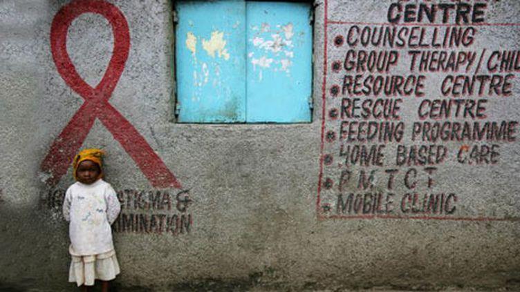 Le sida, le fléau de l'Afrique. (Photo by Brent Stirton/Getty Images)