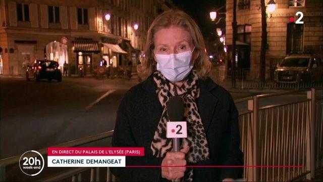 Attentat en Yvelines : hommage national pour Samuel Paty
