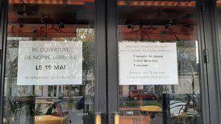 Ce restaurant d'Issy-les-Moulineaux peine à recruter du personnel. (FARIDA NOUAR / RADIO FRANCE)