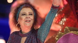 La chanteuse de samba Beth Carvalho  (William Volcov / Brazil Photo Press / AFP)