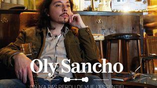 """La pochette du dernier album""""On n'a pas perdu de vue l'essentiel"""" (Bertrand Ricciuti / Capt'n Super.fr)"""