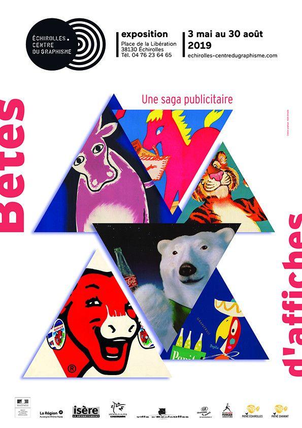 Affiche de l'exposition (DR / Centre du graphisme)