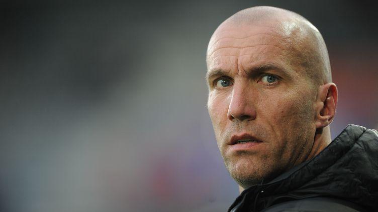 Christophe Revault va prendre provisoirement les rênes de l'équipe du Havre (JEAN PAUL THOMAS / THOMAS PICTURES)