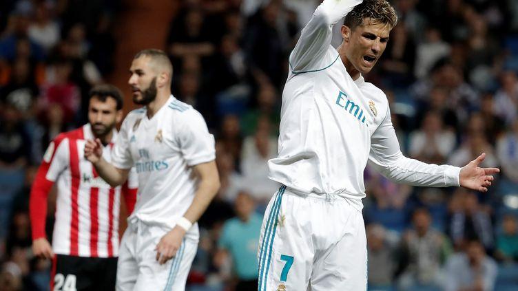 Cristiano Ronaldo (Real Madrid). (BURAK AKBULUT / ANADOLU AGENCY)