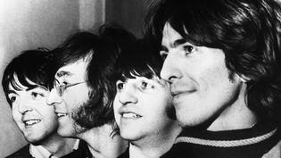 The Beatles en 1968 environ  (UPI / AFP)