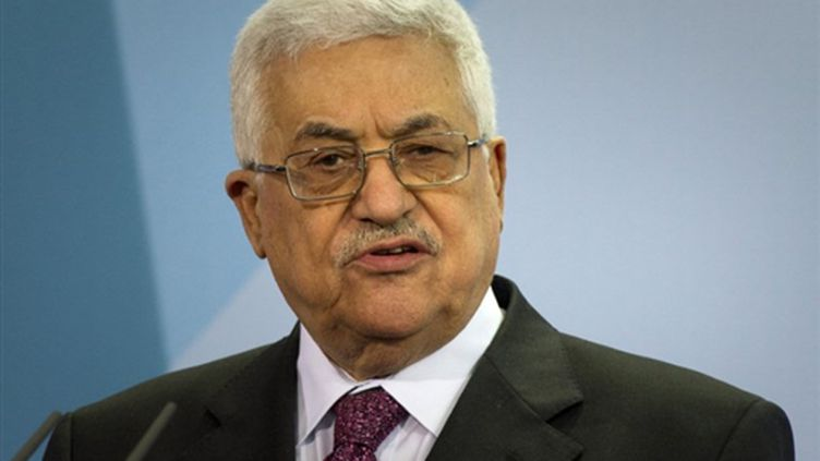 Le président de l'Autorité palestinienne, Mahmoud Abbas (1-1-2010) (AFP - DDP - MICHAEL KAPPELER)
