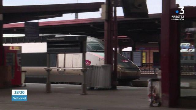 Coronavirus : la SNCF dans le rouge
