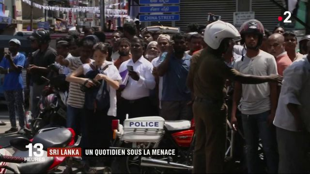 Sri Lanka : un quotidien sous tension