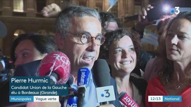 Municipales : une vague verte a déferlé sur la France