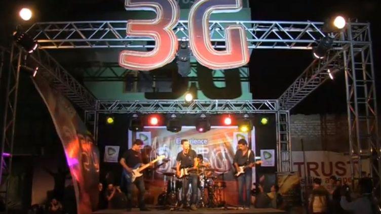 Concert rock à Kaboul (AFP)