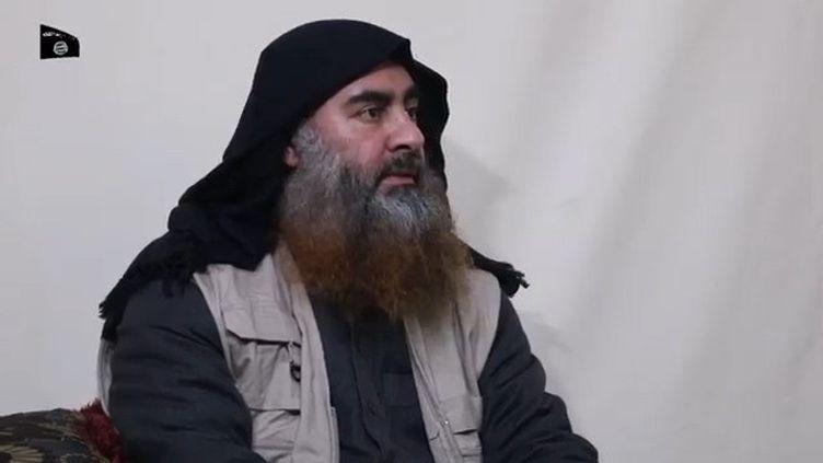 Photo non datée d'Abou Bakr al-Baghdadi, le chef de l'Etat islamique. (AFP)