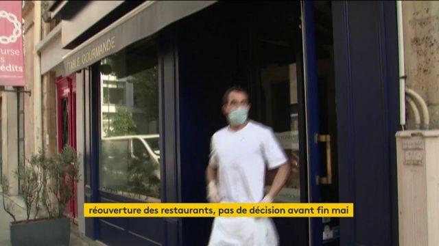 Coronavirus: la filière hôtellerie/restauration cherche des solutions