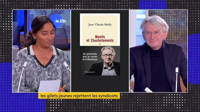 """1er mai : Jean-Claude Mailly juge """"inacceptable"""" les violences commises à l'encontre de la CGT"""