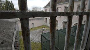 La maison d'arrêt de Chartres (Eure-et-Loir), le 14 avril 2006. (GERARD BEZARD / MAXPPP)