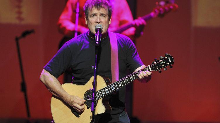 Johnny Clegg lors du Gala de l'Afrique du Sud à l'opéra de Monte Carlo en septembre 2012. (REUTERS/Sebastien Nogier)