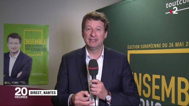 """Écologie : Yannick Jadot (EELV) regrette """"la procrastination"""" d'Emmanuel Macron"""