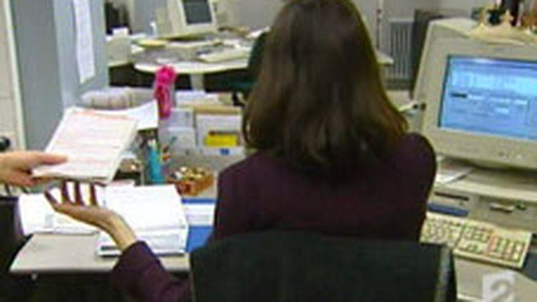 Femme au travail (France 2)