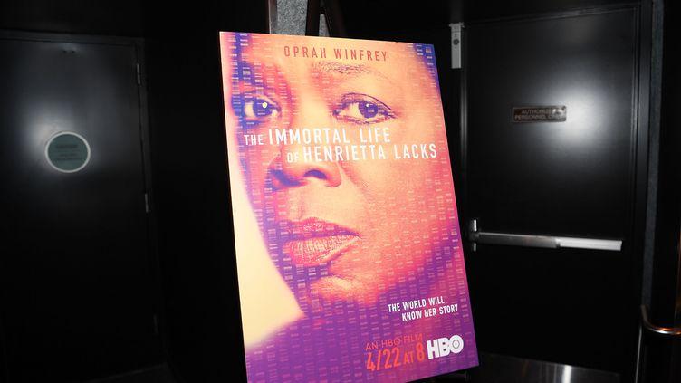 La vie d'Henrietta Lacks a fait l'objet d'un film aux Etats-Unis (PARAS GRIFFIN / GETTY IMAGES NORTH AMERICA)